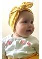 Baby Giz Taç Sarı